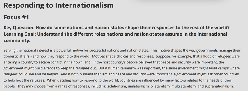 """hegemonic internationalism pursuit of national interests Keohane, after hegemony (xxi) """"defining international political economy in terms of the pursuit there would be no hope for post-hegemonic international."""